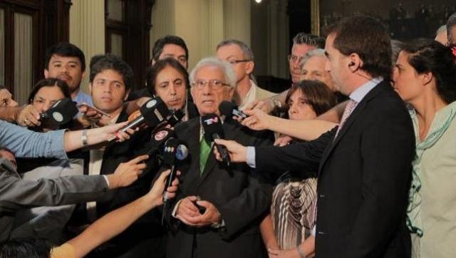Todo llega: Diputados pidieron el juicio político de Macri