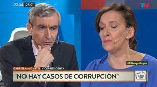 Para Michetti no hubo corrupción en el escándalo por el Correo y el grupo Macri