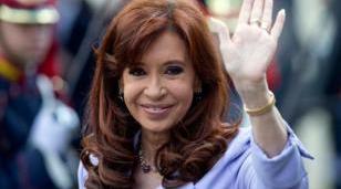 Cristina llamó a movilizar con los trabajadores el 7 de marzo