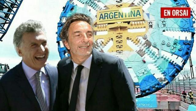 El contacto argentino entre el primo de Macri y odebrecht