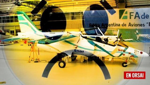 Córdoba: la fábrica estatal de aviones FAdeA deja más de 400 empleados en la calle