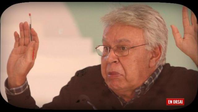 Felipe González: Leí la nota de Clarín y estoy escandalizado, le dijo al Gato Sylvestre