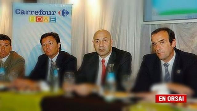 Daniel Fernandez, el CEO de Carrefour argentina.