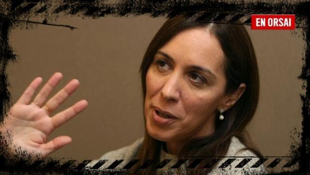 Vidal empezó con los descuentos a 100 mil maestros que adhirieron al paro