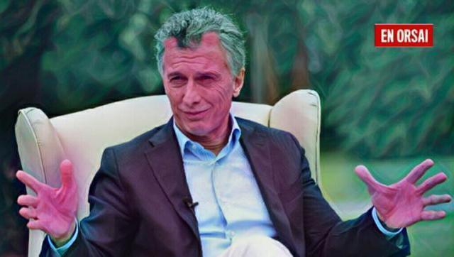 Una encuesta muestra una brutal caída en la aprobación de Macri