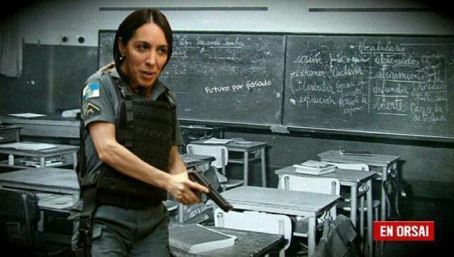 Vidal ya comenzó a descontar los días de paro a los docentes que luchan por su salario