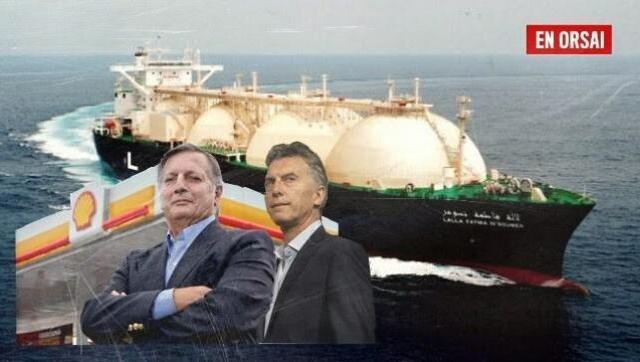 Vinieron por todo: Shell se convirtió en el mayor proveedor de gas licuado de Argentina