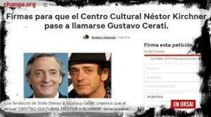 Durísima carta de Valentina Cañeque, sobrina de Gustavo Cerati