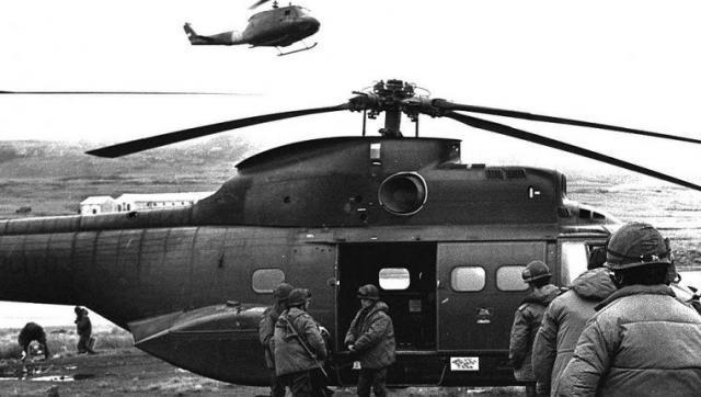 Malvinas: la guerra que duró 74 días y mató a 649 argentinos
