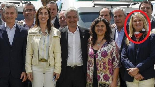 Fernanda Antonijevic, Intendenta municipal de Baradero, de la Alianza Cambiemos. Foto Tres Líneas/InfoGEI