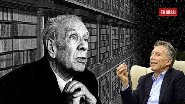 La carta de Borges que destruye la teoría negacionista del gobierno de Macri