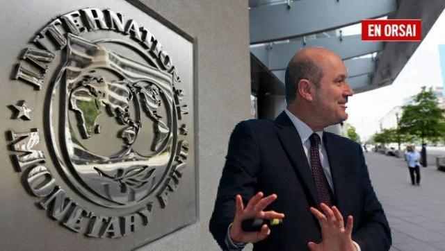 El FMI estima para Argentina una inflación del 25,6% muy lejos del 17% de Sturzenegger