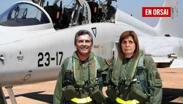 Desde el Macrismo analizan la compra de seis cazabombarderos y más...