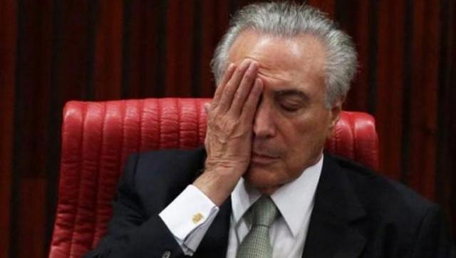 Temer autorizó comprar el silencio de Cunha para ocultar corrupción en Petrobras