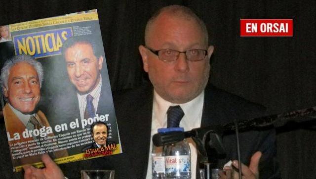 El nuevo canciller es socio de Ramón Hernández, ex secretario privado de Menem