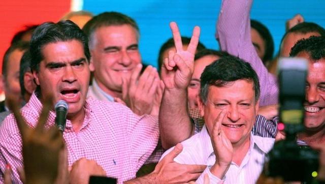 El peronismo se impone por amplio margen en Chaco