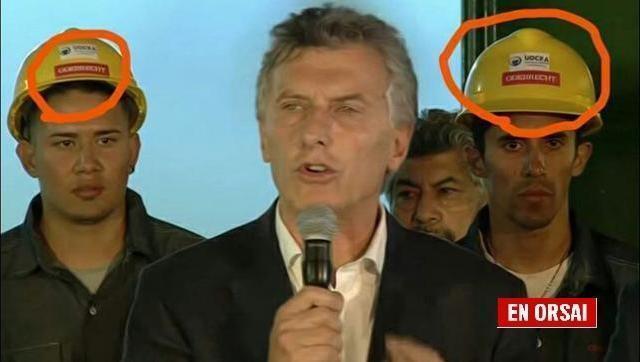 En la lista de Odebrecht aparece un ex gerente de Iecsa que se reunió con Macri en China