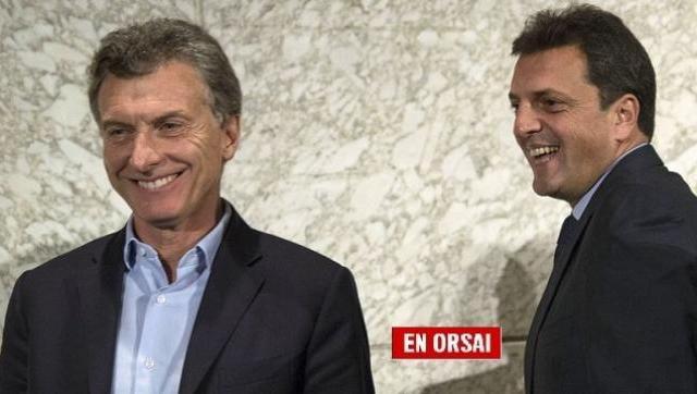 Ya no lo esconden más: Massa va con Cambiemos también en Mendoza