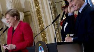 Lluvia de desinversiones: pasó Merkel y se llevó una empresa