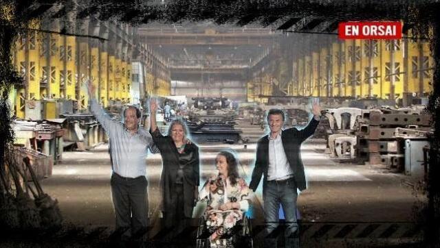 Siguen los despidos masivos: Cierran talleres ferroviarios, 70 despedidos