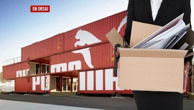 Puma otra vez: ahora despiden a 160 operarios de la fábrica