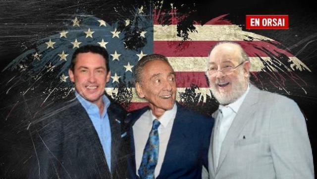 Magnetto celebró en la embajada de EEUU el buen momento de Clarín