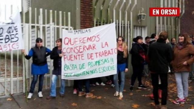 """La textil GGM """"ya dejó de existir"""" dejando en la calle a 280 trabajadores"""