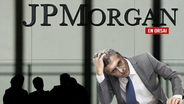 El JP Morgan alertó sobre los riesgos de la economía Argentina
