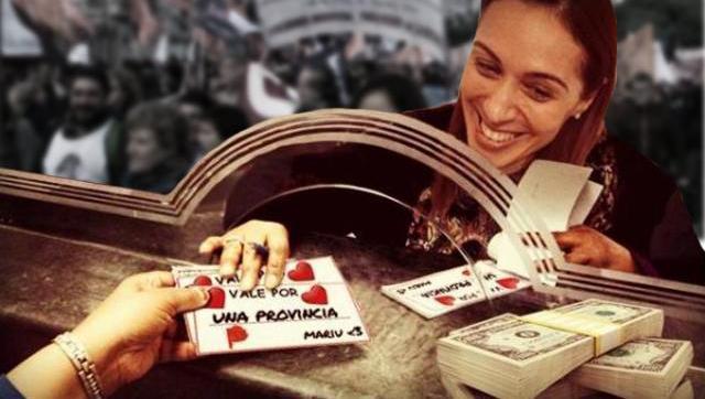 Vidal también: más deuda para la provincia y sigue el festival