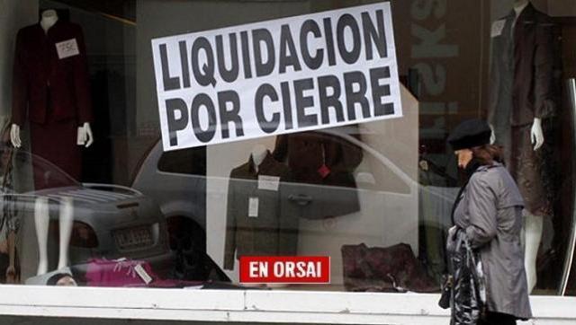 Tremenda caída de las ventas en Córdoba y la crisis es cada vez mayor