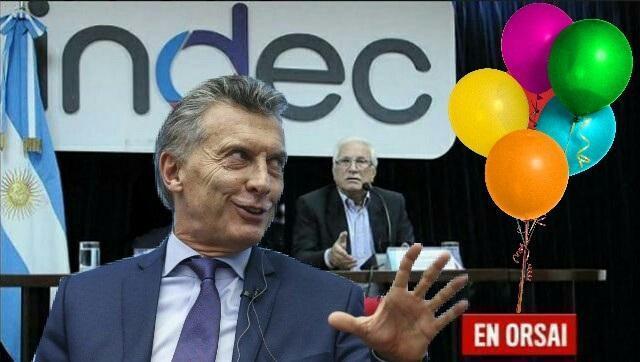 Truchada: hasta Clarín admite que el Indec de M miente