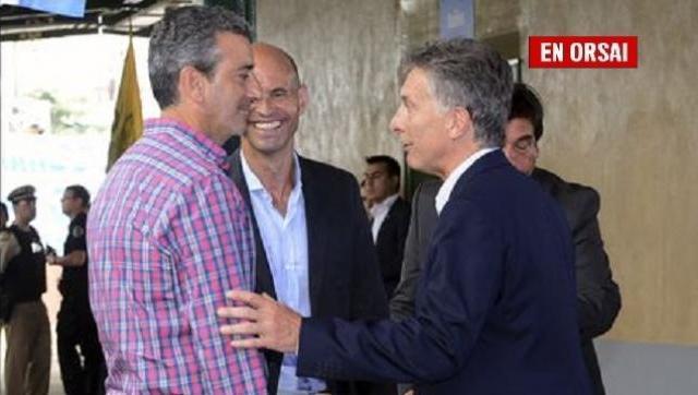 Diputado Macrista difundió en las redes el acto de Randazzo