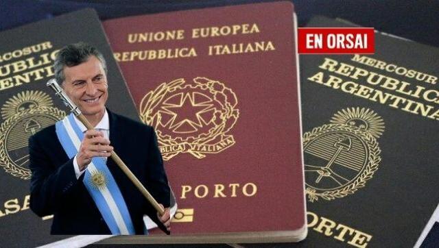 Consulado de Italia espera aluvión de argentinos por la crisis económica