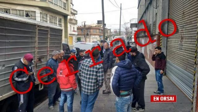 70 trabajadores despedidos por el cierre de una planta en San Martín