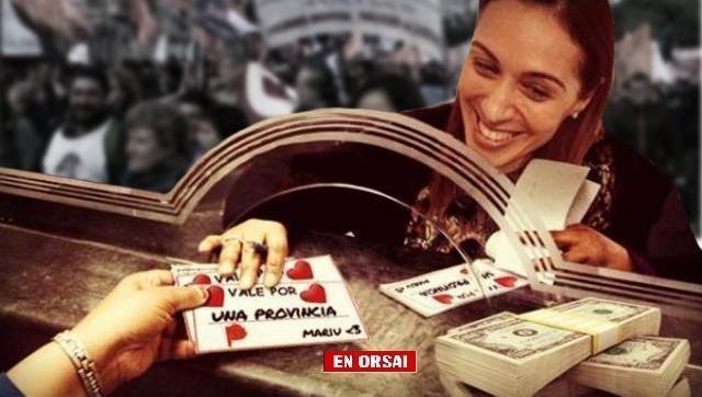 Vidal usa fondos provinciales para la campaña y beneficia a intendencias PRO