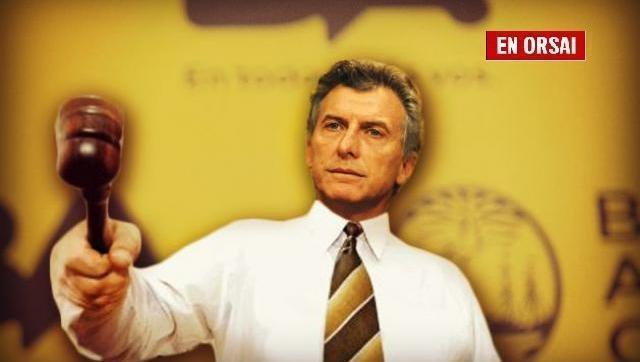 La Justicia adicta benefició a Macri en la causa por lavado de dinero
