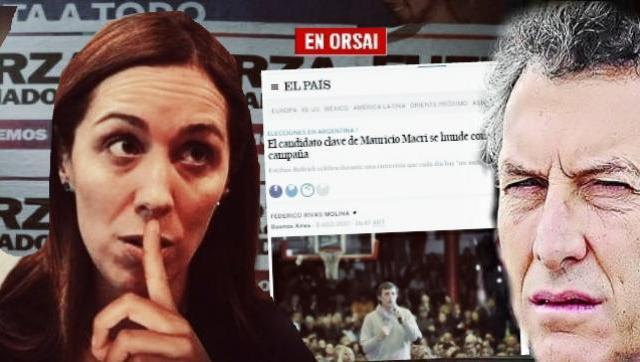 El País de España cree que Esteban Bullrich