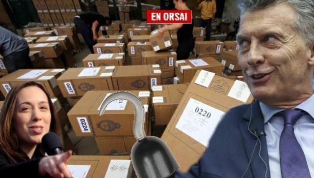 Macri prepara un fraude infórmatico para las elecciones de este domingo?