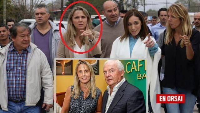 Denunciaron judicialmente a Gladys González y a su marido y titular de Diputados