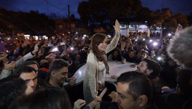 El último mensaje de Cristina antes de la veda electoral