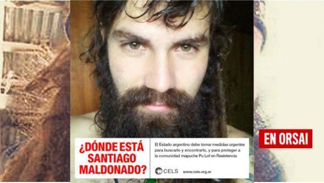 Mientras se vota en todo el país, el Estado aún niega la desaparición forzada de Maldonado