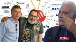 El UltraMacrista Lanata le apunta a Jorge Asís y el turco contrataca