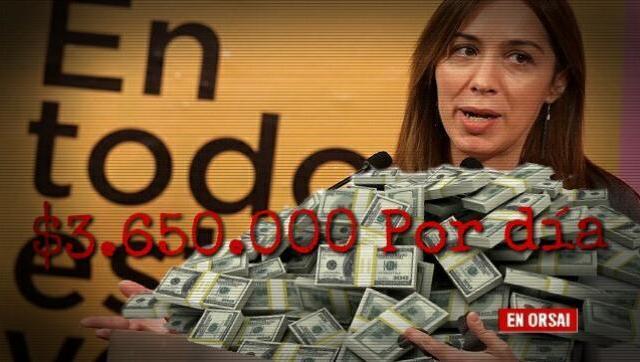 Vidal decidió duplicar los gastos en publicidad para su campaña electoral