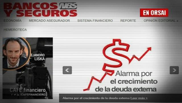 Hasta la derecha se alarma por la Deuda Externa de Macri
