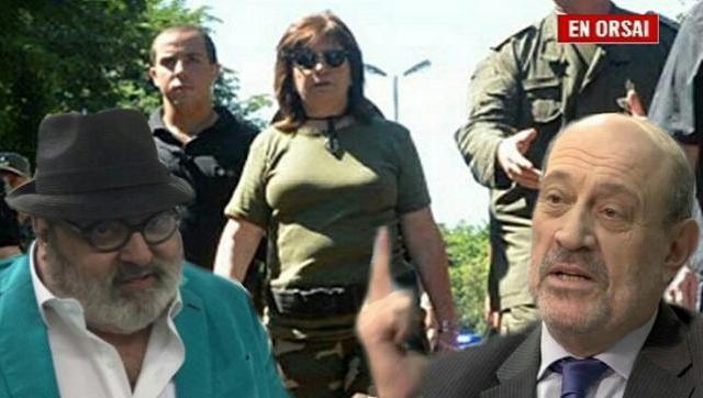 """Alcira Argumedo: """"Lo de Bullrich fue infame; como también lo de Lanata y lo de Leuco"""""""