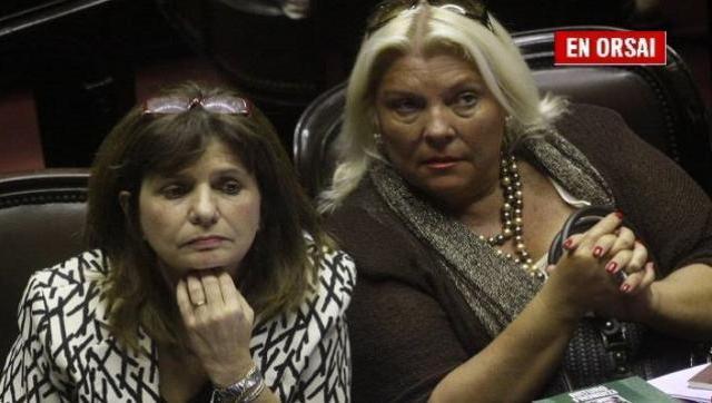 Moreau pregunta a Carrió si la familia de Maldonado es