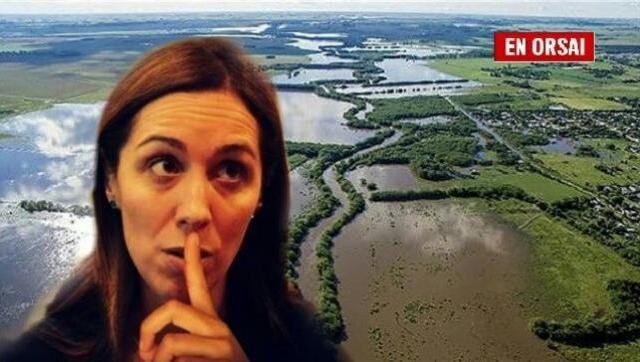 Huracán Vidal: 8 millones de hectáreas afectadas y acá solo hablan de Miami