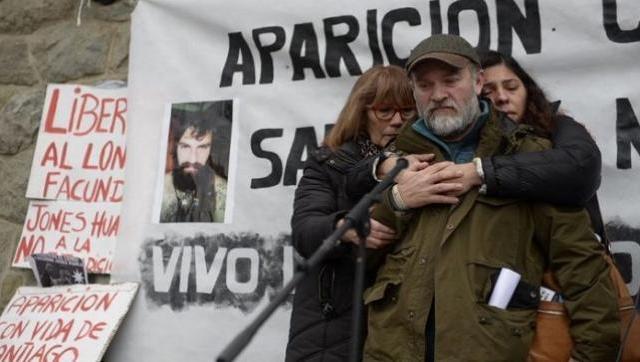 """ADN de Santiago Maldonado: """"Las camionetas fueron lo suficientemente lavadas"""""""