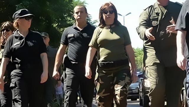 Patricia Bullrich sugirió que los gendarmes no declararon por miedo