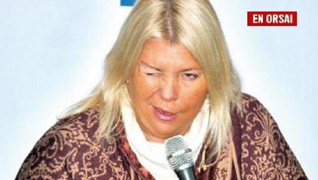 Carrió se guardó una grave denuncia de corrupción contra un intendente PRO para después de octubre